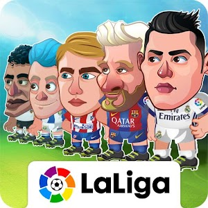 Head Soccer La Liga 2017 APK Cracked Download
