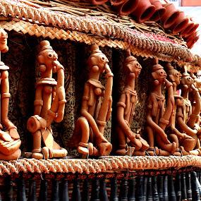 Musicians by Mainak Adak - Artistic Objects Still Life ( models, musicians, art, artistic objects, artwork )