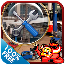 Repair New Free Hidden Objects