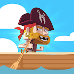 flippy boat - catching waves Icon