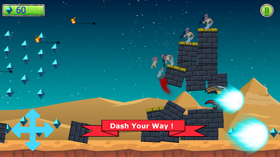 Tower Crush Dragon Castle Dash - screenshot