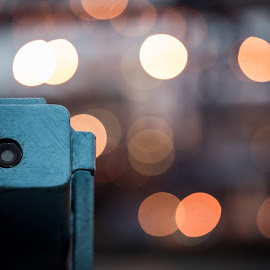 View Two by Simon Talbot-Hurn - Artistic Objects Other Objects ( lights, coin operated, depth of field, binoculars, dof, bokeh )