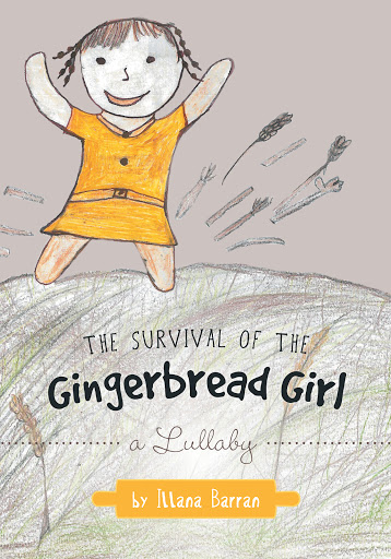 The Survival of the Gingerbread Girl cover