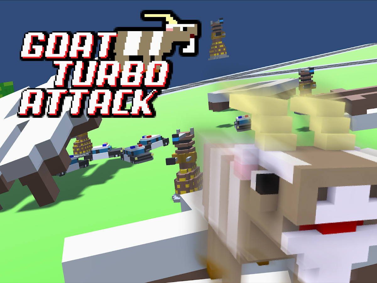 Goat Turbo Attack (GTA) Screenshot 9
