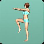 Aerobics workout at home - endurance training Icon