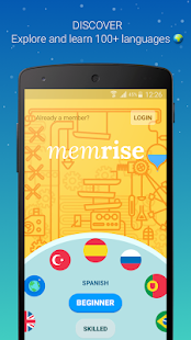 Memrise Learn Languages Free Premium v2.9_3856 APK