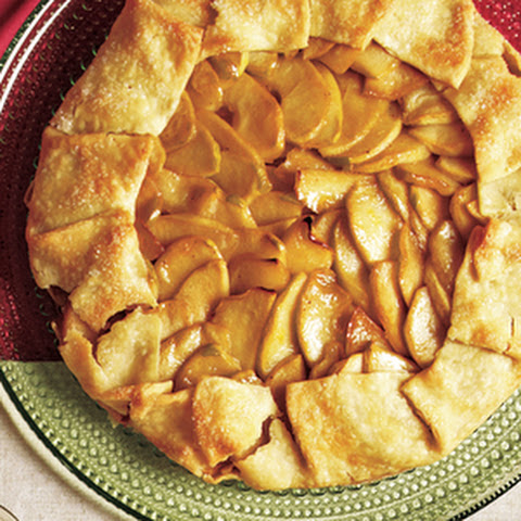 cheat s apple tarts rustic apple tarts with calvados whipped cream ...