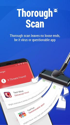 Antivirus Free - Virus Cleaner screenshot 2