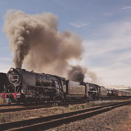 by IDG Photography - Transportation Trains