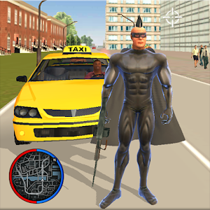 Super Hero Us Vice Town Gangstar Crime For PC / Windows 7/8/10 / Mac – Free Download