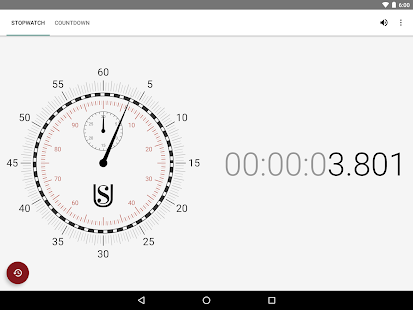 Ultimate Stopwatch & Timer Screenshot
