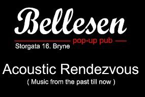 Gratiskonsert med Acoustic Rendezvous