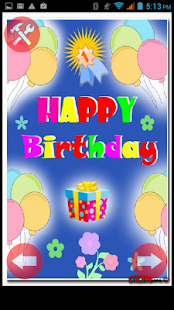 Birthday Cards To Share - screenshot