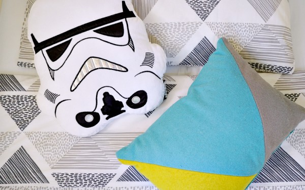 George at Asda geometric bedding