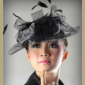Sweety by Robby Kurnia - People Portraits of Women