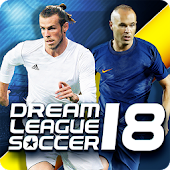 5.  Dream League Soccer 2018