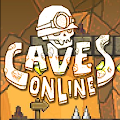 Caves Online: 2D Platform Game