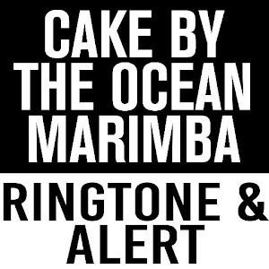Cake By The Ocean Marimba Tone
