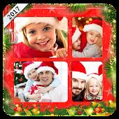 Christmas Photo Collage