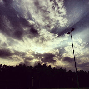 clouds by Fadel Alhayki - Instagram & Mobile Android ( safwa, sky )