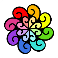 Colorflow: Adult Coloring amp Mandala on PC / Windows 7.8.10 & MAC