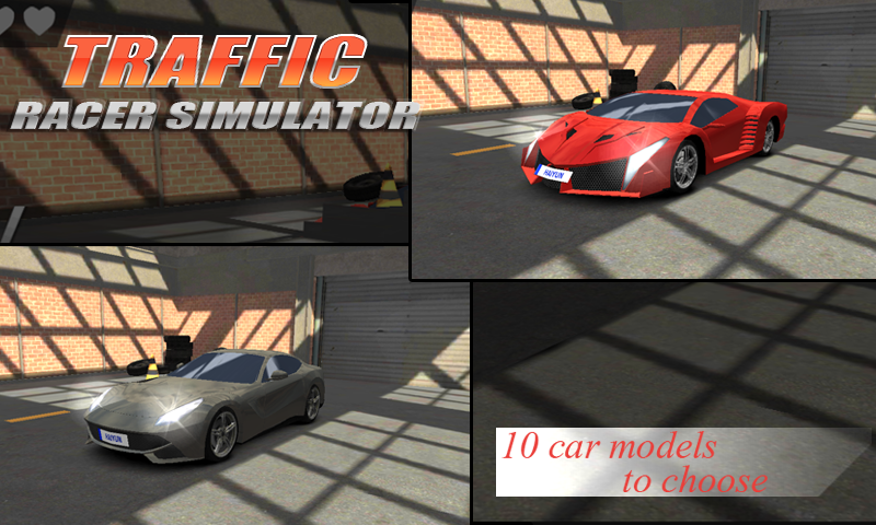 City Traffic Racer Dash Screenshot 1
