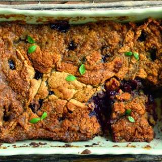 Blueberry Blackberry Cobbler Recipes