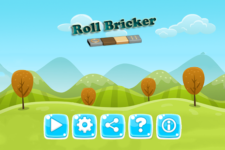 Roll Bricker - screenshot