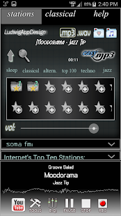 Internet Radio Recorder Pro- screenshot thumbnail