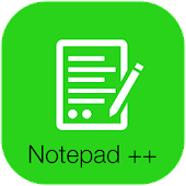 Notepad++ for Android Icon