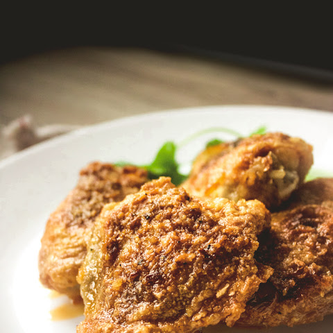 Portuguese Crispy Baked Chicken