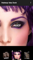Screenshot of Makeup Idea Book Updater