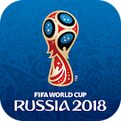 3.  2018 FIFA World Cup Russia™ Official App
