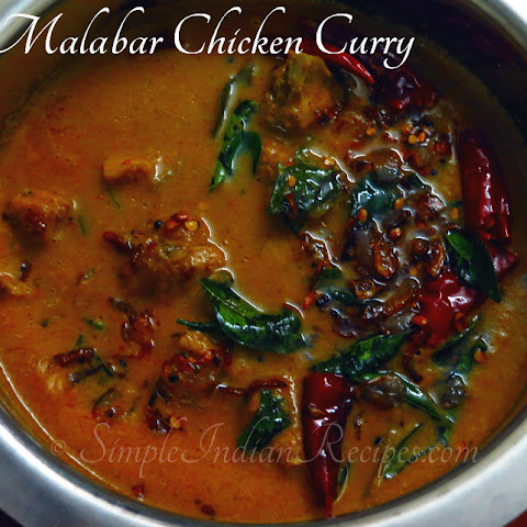 Malabar Chicken Curry
