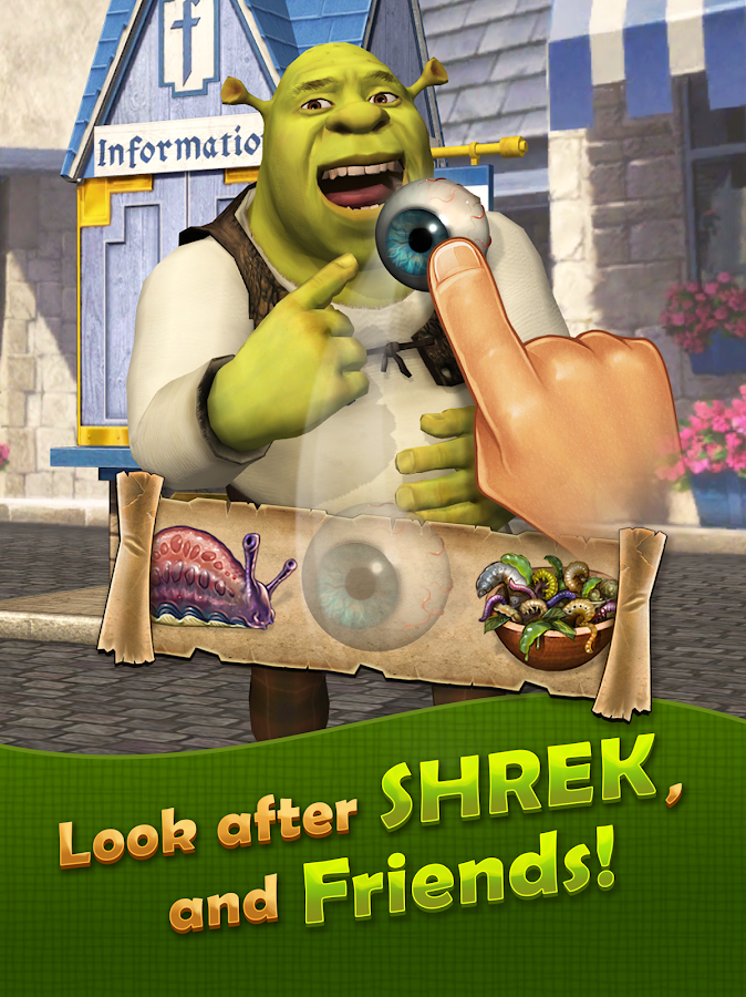 Pocket Shrek Screenshot 6