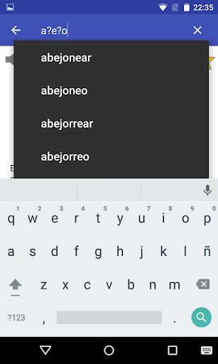 Spanish Dictionary - Offline screenshot 5