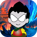 Game Go Runner Super Titans worlds APK for Kindle