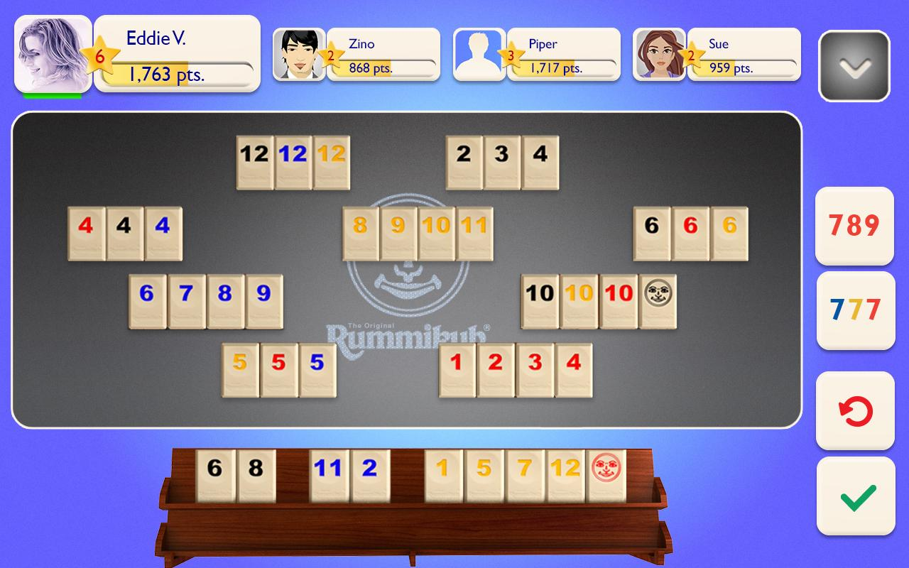 Rummikub Screenshot 16