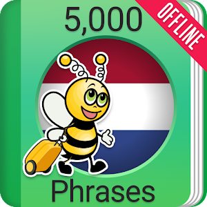 Learn Dutch Phrasebook - 5000 Phrases