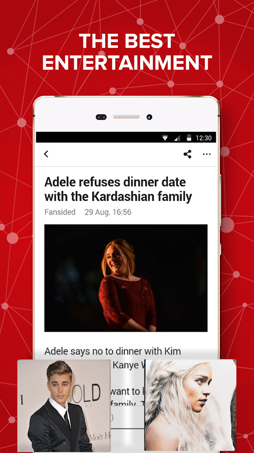 News Republic: News & Buzz Screenshot 2