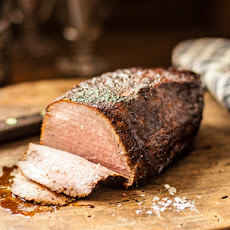 Coffee Rubbed Roast Beef