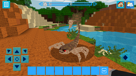 Game RealmCraft - Survive, Mine & Craft APK for Kindle