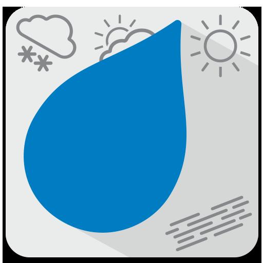 Android aplikacija Dež - Radarska slika padavin na Android Srbija
