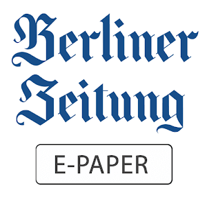 Cover art Berliner Zeitung E-Paper