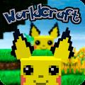 Game Worldcraft pockecraft pixelmon version 2015 APK