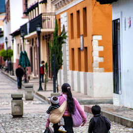 San Cristobal de las Casas by Gliserio Castañeda G - People Family