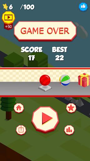 Red Ball GO - screenshot