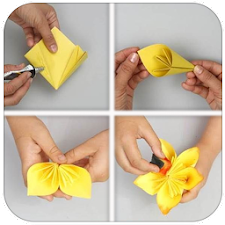 Origami Lessons For You