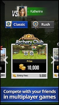 Archery King APK screenshot thumbnail 2