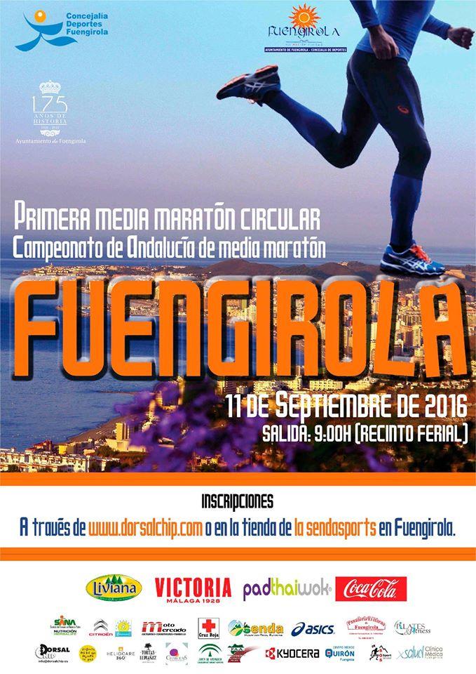 I Media Maratón Circular Ciudad de Fuengirola